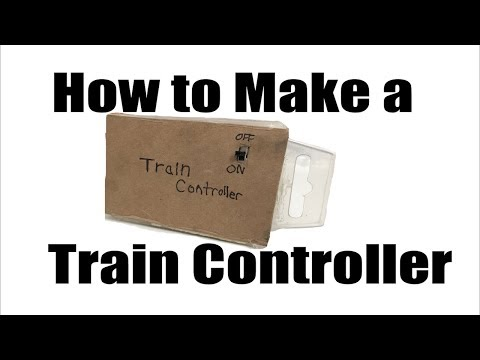 How to Make a Power-pack/Model Train Controller For Only 5$