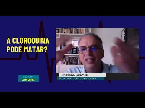 LIVE - Ciência USP: Cloroquina pode matar?