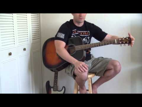 How To Choose A Guitar - Acoustic
