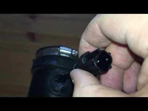 How To Install / Remove Air Intake Temperature Sensor Properly