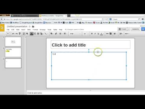 How To Create PowerPoint Presentations With Google Drive