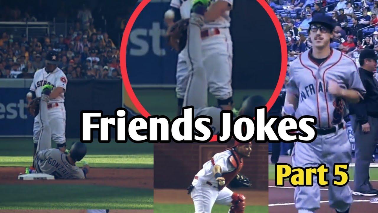 MLB |  Exchange Friendly Banter | Part 5