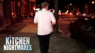 Careless Owners Make Gordon Ramsay Leave | Kitchen Nightmares