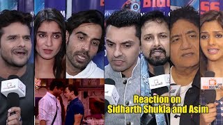 Bigg Boss 13 Evicted Contestant Reaction on Sidharth Shukla Behaviour | Asim-Sidharth FIGHT and more