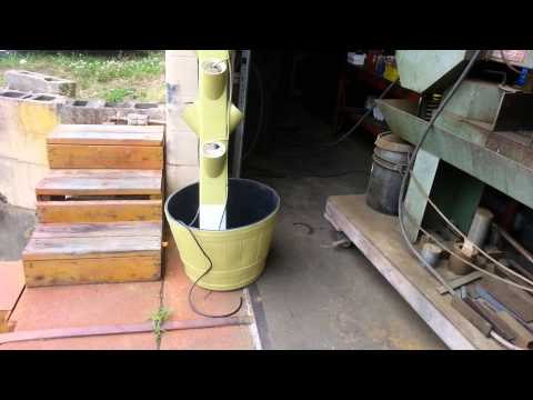 Garden tower organic soil version