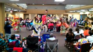 Rose State College Spring Powwow Men