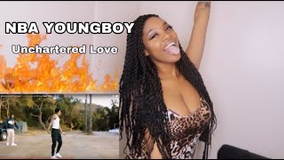 YoungBoy Never Broke Again - Unchartered Love [Official Music Video] REACTION!!!!