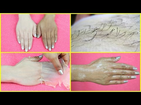 Milky Hair Removal Wax-Remove Facial Hair & Unwanted Hair Permanently | Anaysa
