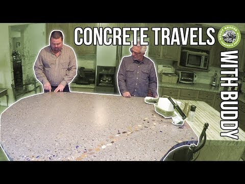 Concrete Travels  with Buddy - Episode 9 - Jim's House