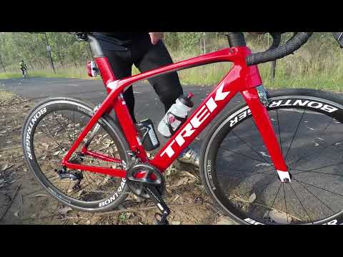 Trek Madone 9.0 Review, Western Sydney Style