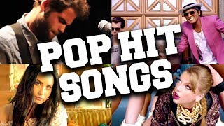 TOP 100 Today's Top Pop Songs - Throwback & New Pop Hits 2018