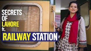 Lahore Junction Railway Station I Secrets of Lahore