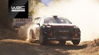 WRC - Rally Italia Sardegna 2018: Preview Clip