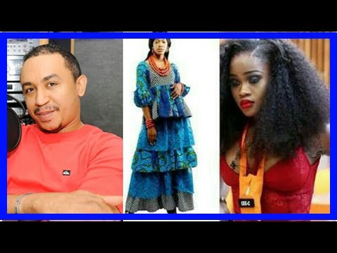 Daddy Freeze Backs Cee-C for Destroying Her Traditional Outfitgiven by PayPorte | Big Brother Nai...