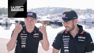 WRC 2018: Esapekka Lappi / Janne Ferm