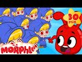 Robot Mila Mischief Cartoons For Kids My Magic Pet Morphle
