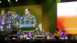 Aaoge jab tum -  Ustad Rahat fateh ali and Ustad Rashid Khan - Music