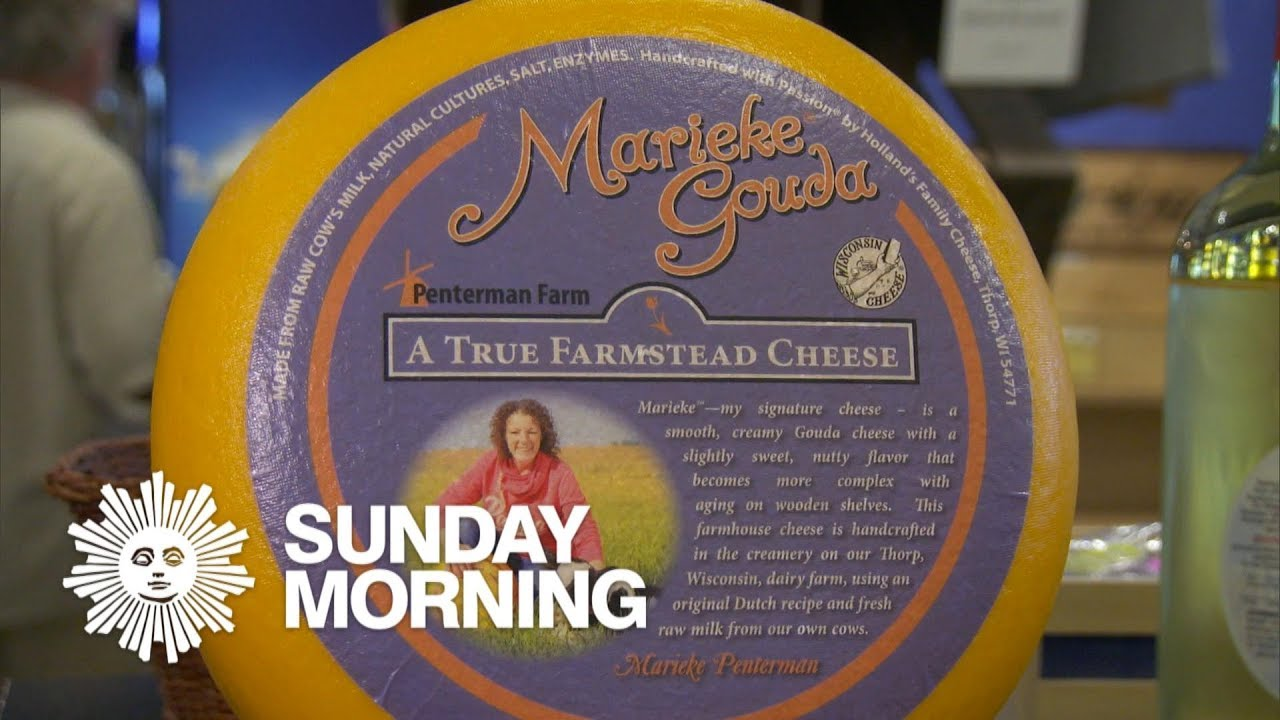 Say cheese! Wisconsin's World  Championship Cheese Contest