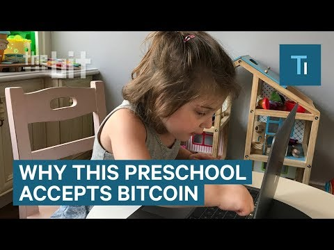 NYC preschool accepts bitcoin but doesn't accept credit cards
