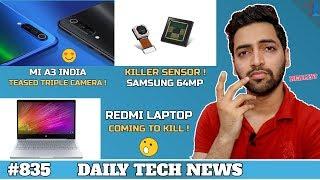 Mi A3 Triple Camera,Samsung New 64MP Camera,Redmi Laptop,Playstore Cash Payment,Zenfone 6-#835