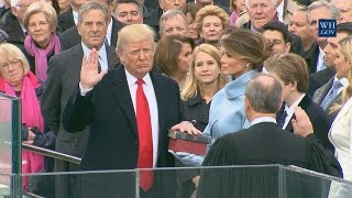 The Inauguration of the 45th President of the United States