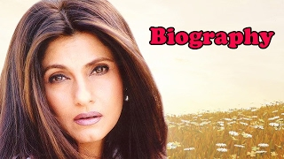 Dimple Kapadia - Biography