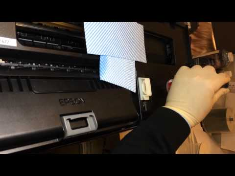 Epson R3000 Printhead Cleaning