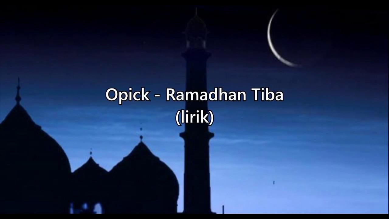 Download Opick Ramadhan Tiba MP3 Gratis