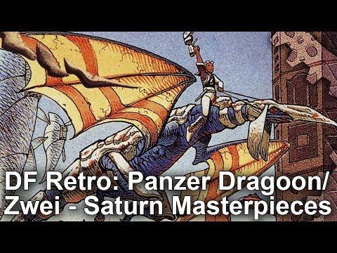 DF Retro: Panzer Dragoon/Panzer Dragoon Zwei: Sega Saturn Masterpieces