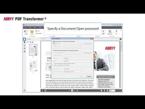 How-to No. 65 — Protect PDF documents from unauthorized use