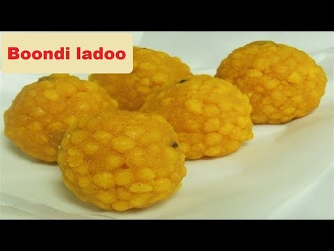 बूंदी के लड्डू | Boondi ladoo recipe | how to make boondi ladoo