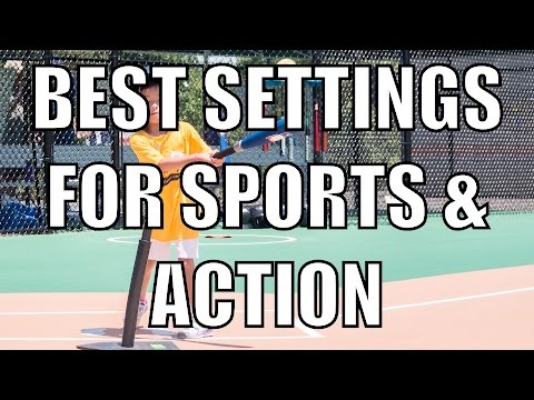 Choosing The Best Camera Settings For Sports Photography Pt.1| Q&A Ep.77