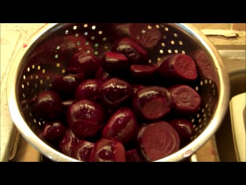How to Pickle and Preserve Beetroot