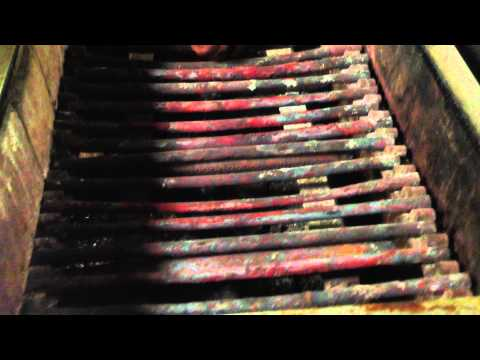 How to clean the grill burners.MOV