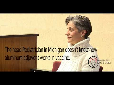 Dr  Holtrop Testimony ,Pediatricians are not