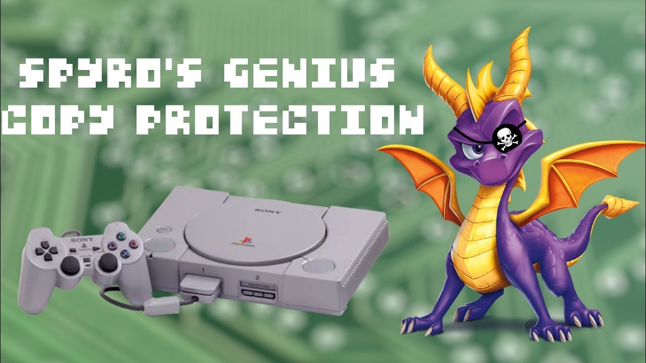Spyro Had One of the Coolest Anti-Piracy Measures Ever | Tech Rules