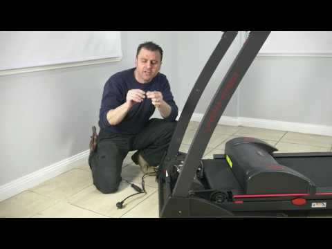 Treadmill How to: Check and Replace a Control Board Fuse