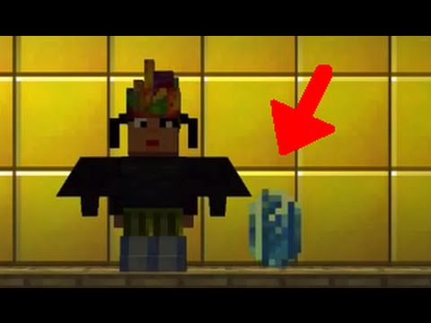The Blockheads: Secret Time Crystals (Carry Them)