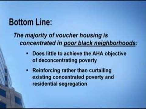 Limited Section 8 Opportunities in Atlanta