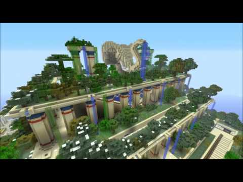 Minecraft PS3 PS4 AMAZING PC CONVERTED MAP DOWNLOAD