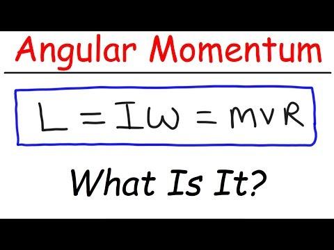 What Is Angular Momentum?