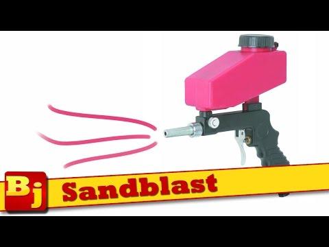 Intro To Sandblasting