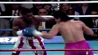 """Terrible"" Terry Norris vs. Armando ""Masecas"" Campas"