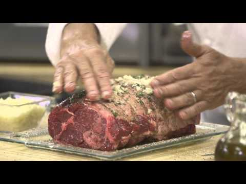Prime Rib in 40 Minutes with Wolfgang Puck