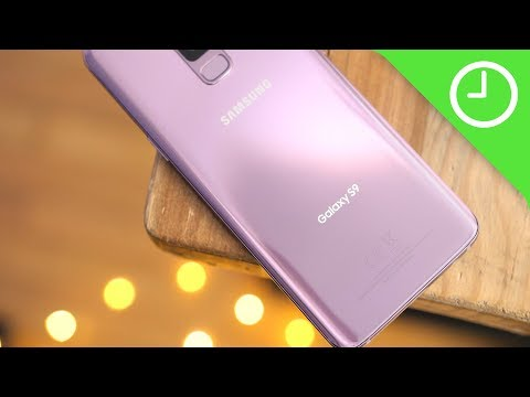 Moshi Lilac Purple Galaxy S9 Giveaway [Sponsored]