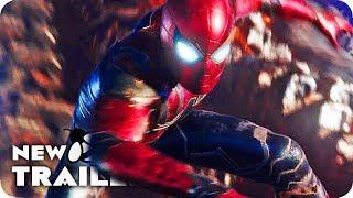 Avengers 3: Infinity War Trailer & Team Featurette (2018)