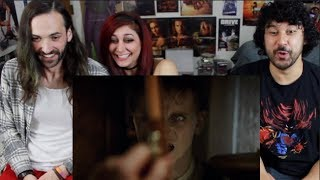WINCHESTER: The House That Ghosts Built - Teaser TRAILER REACTION!!!
