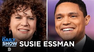 """Susie Essman - """"Curb Your Enthusiasm"""" Is the Greatest Job Ever 
