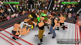 Wrestling Revolution 2d Real Mod Apk