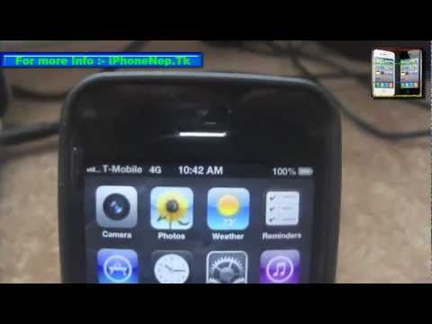 How To Enable/Get 4G Or LTE On iPhone 5 For T-Mobile Carrie iOS 6.1.3/6.1.0/6.0.2/6.0.1/6.0